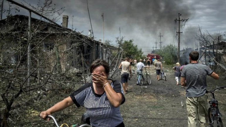 UN report: Hostilities escalating in eastern Ukraine, despite truce