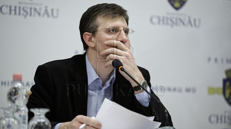 Chisinau mayor Dorin Chirtoaca REMAINS in house arrest