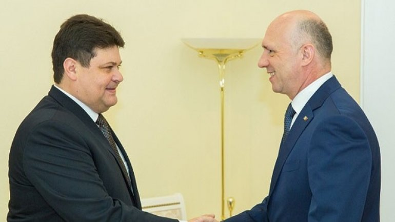 Belarus, Moldova, set to boost economic, cultural cooperation