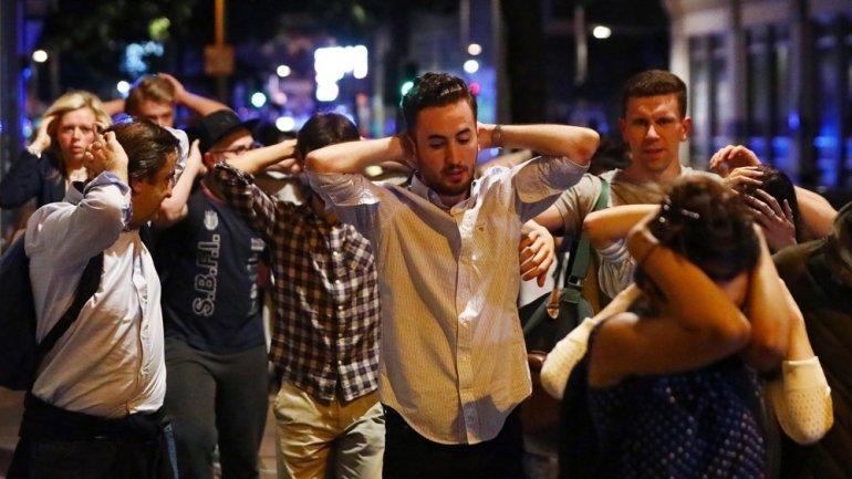 Terror attack on London Bridge. 6 dead, 48 injured