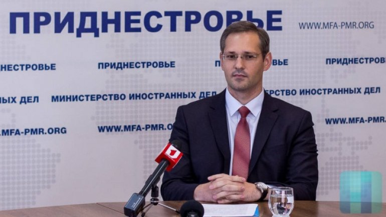 Would-be chief of Tiraspol foreign ministry gets his plate numbers removed