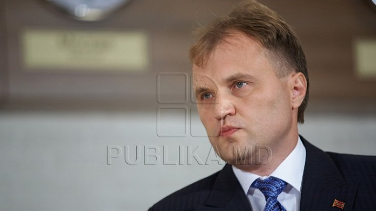 Yevgeny Shevchuk: My life is in danger in Transnistrian region