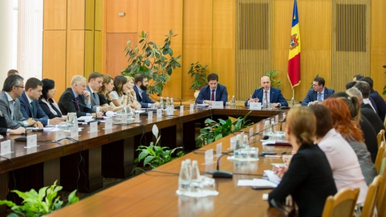 Foreign investors have good reasons to come to Moldova. Cabinet promises healthy business environment