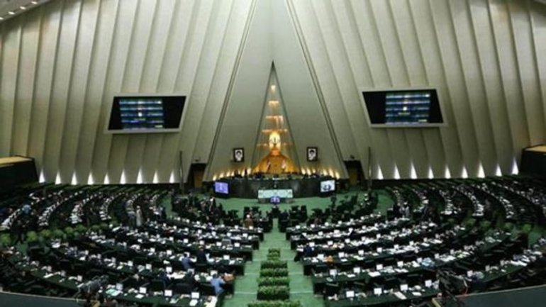 Shooting spree in Iranian Parliament, mausoleum. 12 dead, many wounded