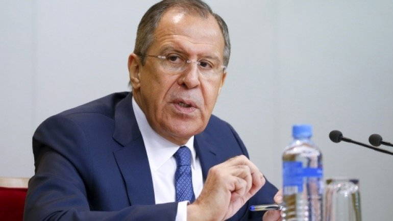 Russia's Foreign Minister calls on U.S. to observe Syrian integrity