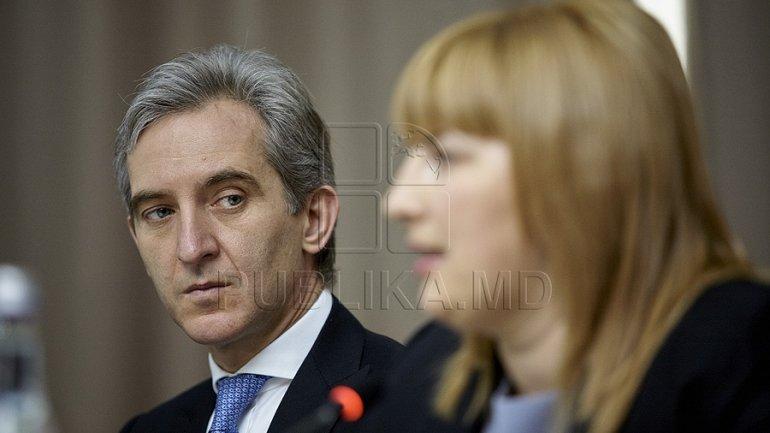 Brussels assures deputy speaker Iurie Leanca of support