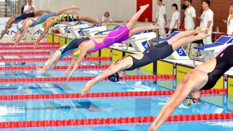Moldova wins 17 medals at Swimming Championship in Romania