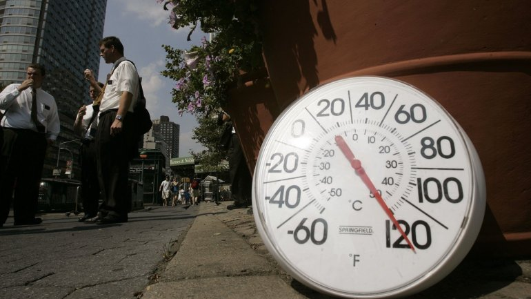 A third of the world now faces deadly heatwaves as result of climate change