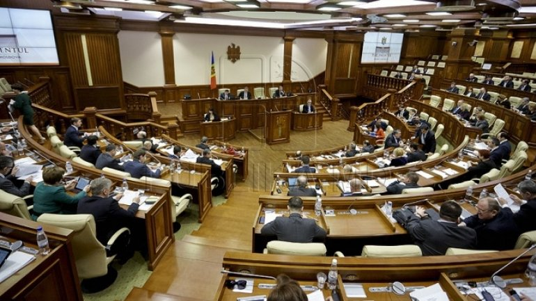 Motion AGAINST Foreign Minister Andrei Galbur FAILED