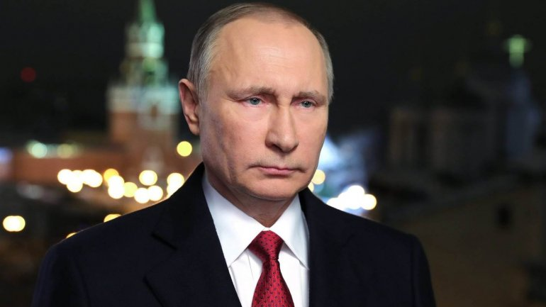 Vladimir Putin commented on U.S. sanctions imposed for interfering with American elections