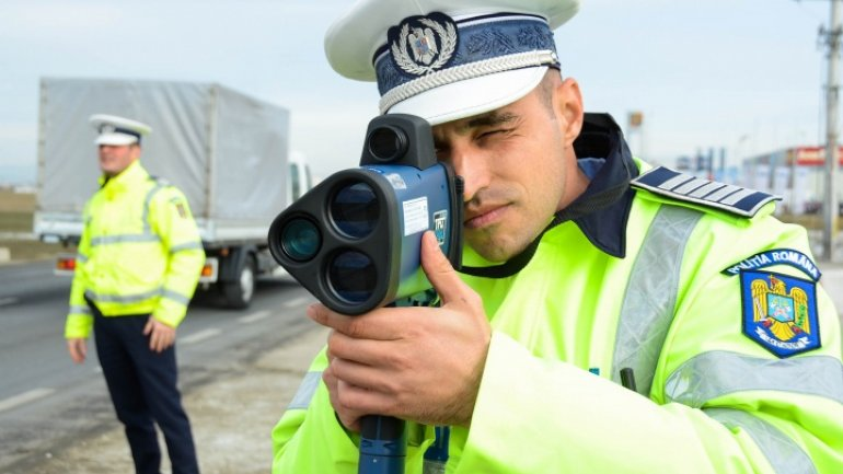 Caught by police speeding at 204 km/h