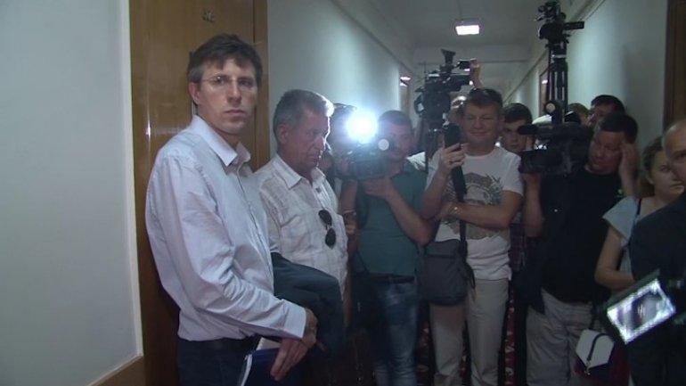 Chisinau Court to consider prolongation of arrest warrant for Dorin Chirtoaca
