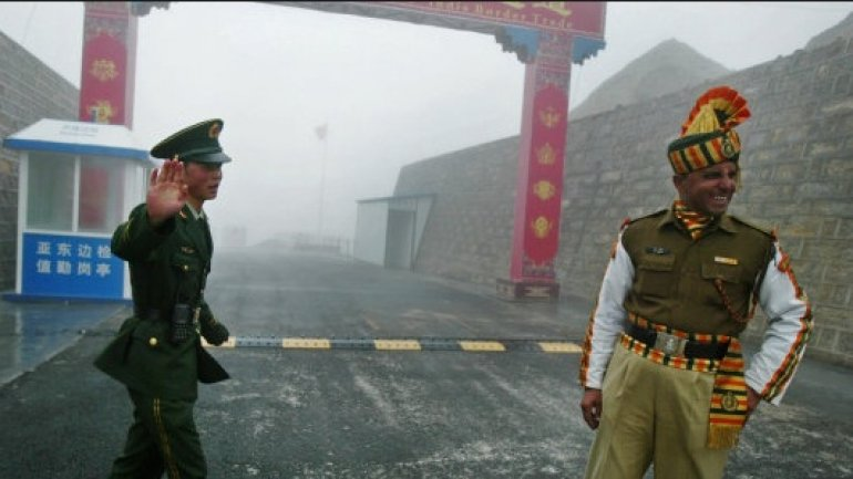 China 'asks India to withdraw troops' from Nathu La pass