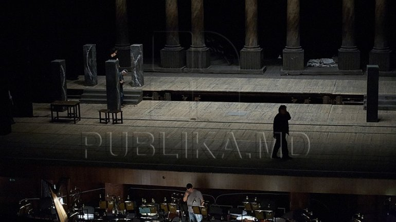 Premiere in Chisinau. Macbeth opera by Giuseppe Verdi to be staged
