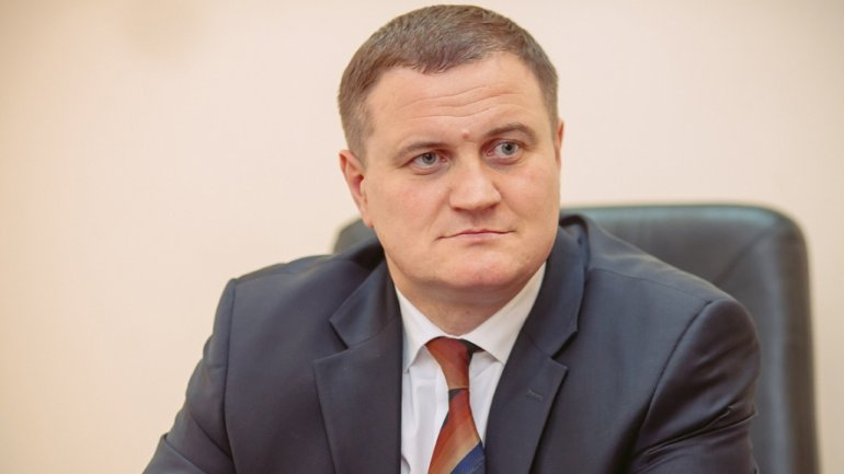 Former Deputy Minister of Interior, Veaceslav Ceban DETAINED by NACC officers