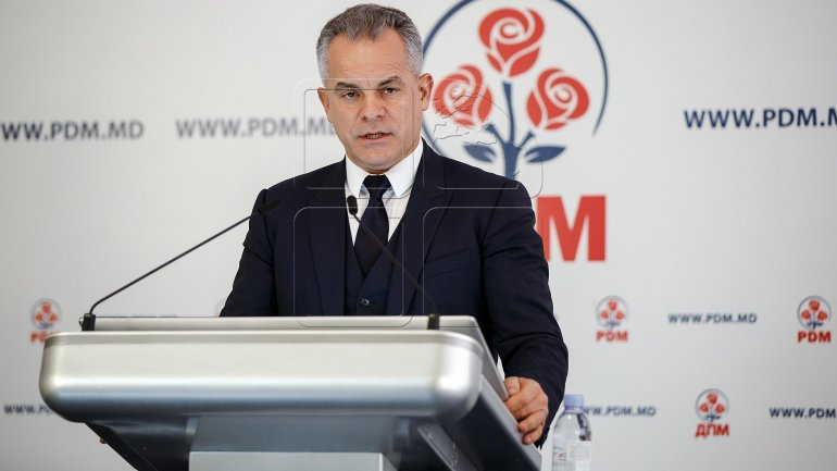 Vlad Plahotniuc: PDM submits bill on combating Russian propaganda in Parliament