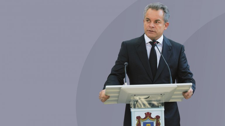 Vlad Plahotniuc: Moldova has to review it's foreign policy and not kneel before others