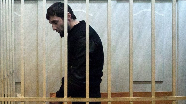 Gunman guilty of Russia opposition murder