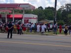 17 get injured in shooting spree at concert in Arkansas