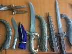 Six DAGGERS suspiciously sent to Moldova from Isreal