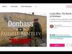 The communist soldier using charity sites to fund his war