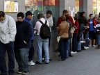 Eurozone jobless rate drops to 9.1%
