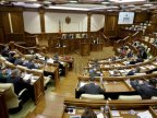 Amendment to electoral system, debated at Legal Commission session, appointments and immunities