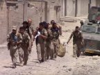 ISIS rebels try to regain territories recently taken by U.S.-backed militants