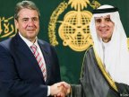 German FM Sigmar Gabriel jumps at Qatar's defense in row with neighbors