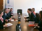 PDM Leader, Vlad Plahotniuc to meet UNDP administrator, Achim Steiner in New York