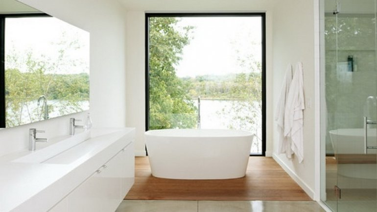 Check out 2017 trending designs of modern bathroom