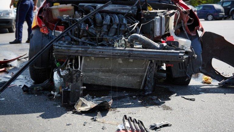 Two rescuers killed by sleeping driver near Chisinau