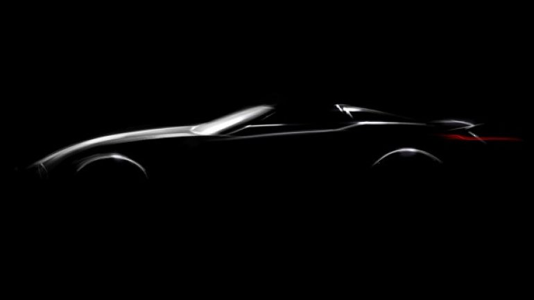 BMW concept for 2017 Pebble Beach Concours likely previews new Z4