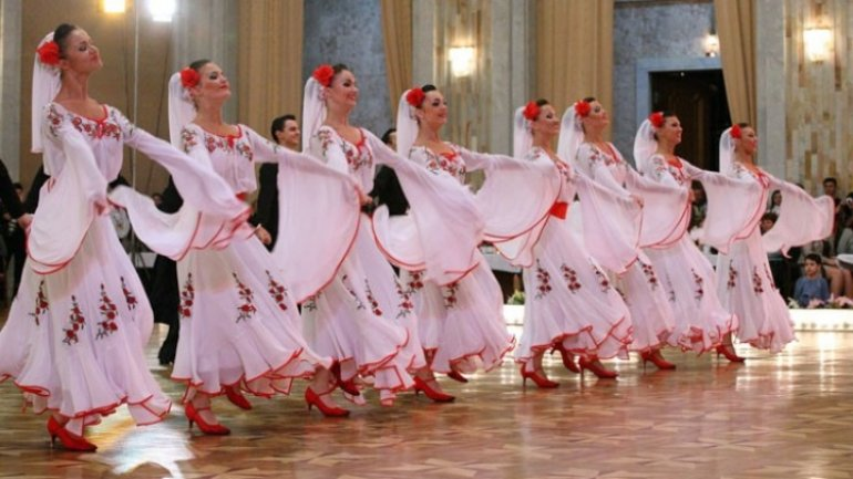 Gold for Moldova's dancers in World Championship