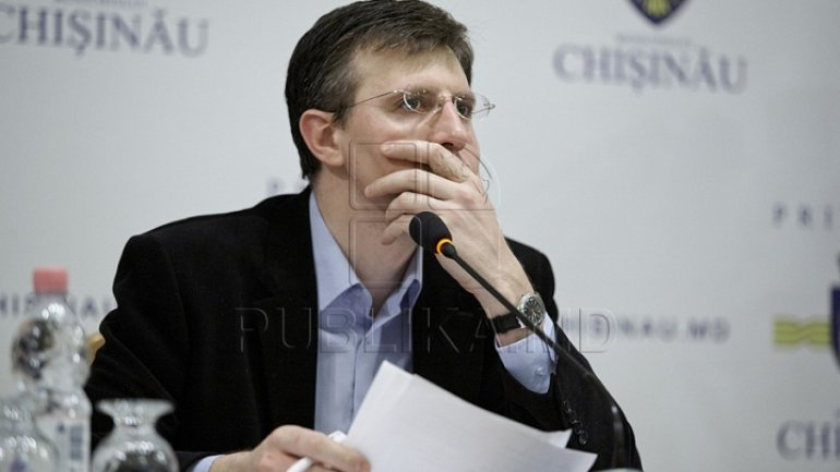 Dorin Chiroacă, suspended from Chisinau Mayor. Court decided