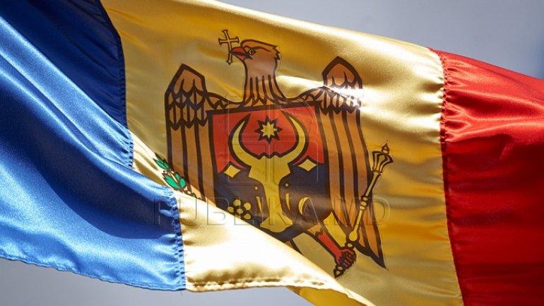 Republic of Moldova is celebrating State Flag Day