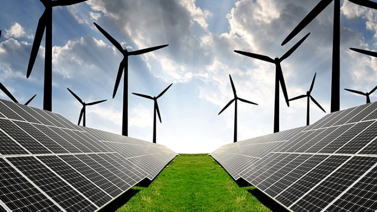 Germany produces 35% of its electric power from renewables