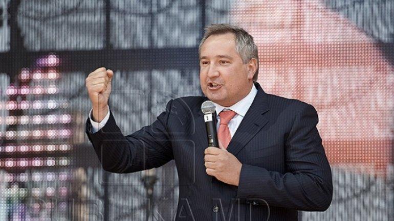Dmitry Rogozin, named as fascist, FIGHTS for separatists in Transnistria war