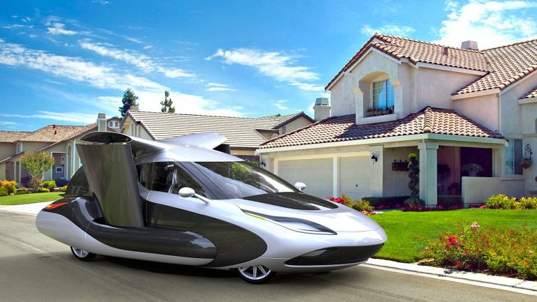 Volvo parent company Geely buys US flying car startup