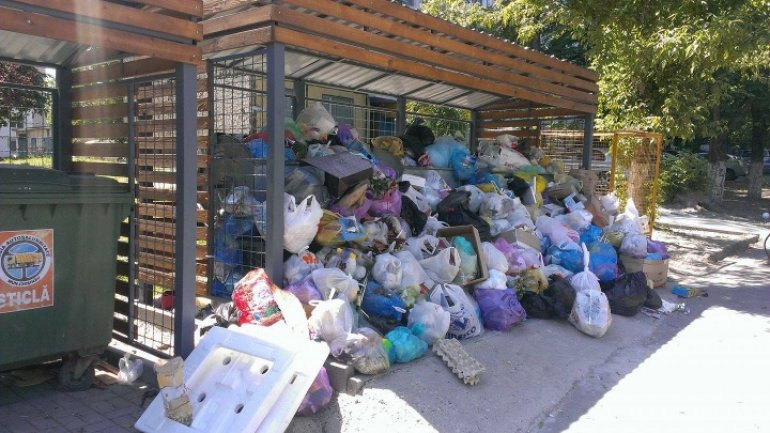 Local authorities from Chisinau and Tantareni explain decision, commitment to reuse garbage dump