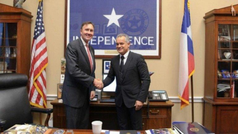 NEW IMPULSE ON USA - Moldova relation: U.S. Congress launch Friendship Group for Moldova