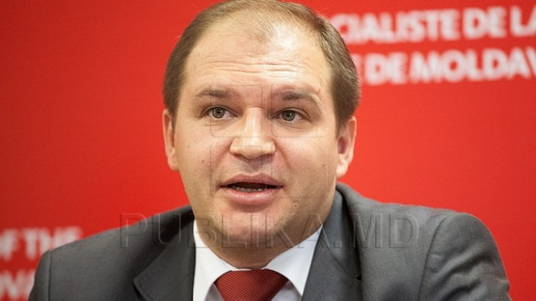 Socialist Party is celebrating after an European Party asked for revision of EU Association Agreement with Moldova