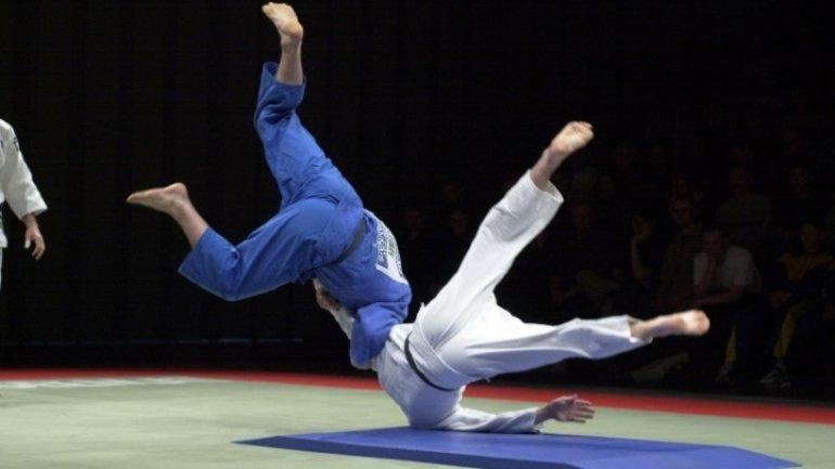 Moldovan judoka won the bronze medal at European Judo Championship