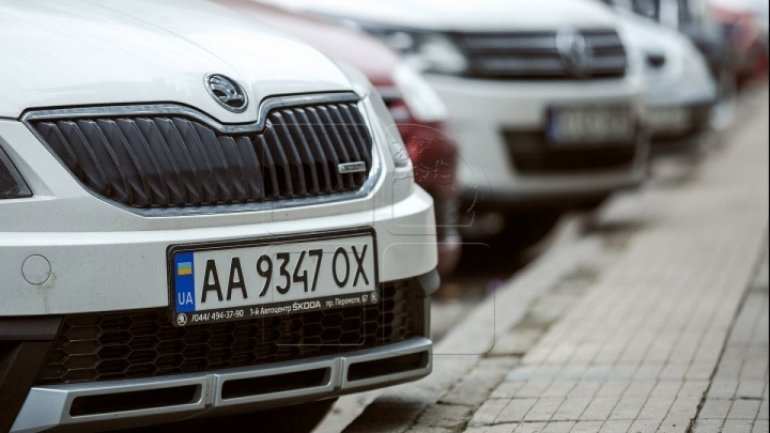Car imports generate tax revenues of half a billion lei