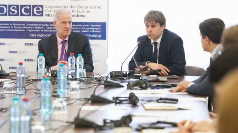 OSCE and Moldova government officials: next step on anti-Semitism through education