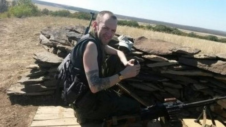 British man who joined pro-Russian forces in Ukraine jailed on terrorism charge