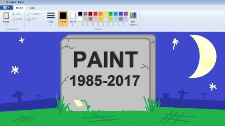 RIP MS Paint - Microsoft signals end of Paint program after 32 years