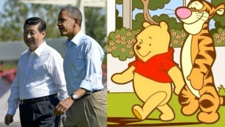 Why China censors banned Winnie the Pooh