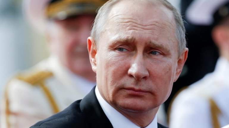 Putin ordered withdrawal of Russian troops from Syria