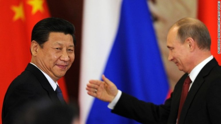 China and Russia both disagree with U.S. installing anti-missile system in South Korea